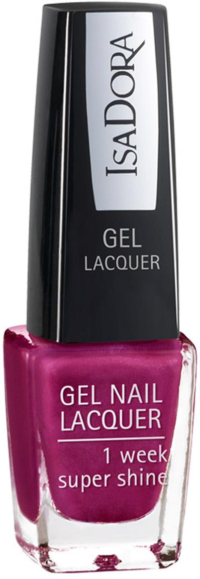 Isa Dora Лак для ногтей гелевый Gel Nail Lacquer 245 6 мл230245Революционная формула Гель-лак для ногтей - без использования УФ лампы. Сохнет при любом освещении. Целую неделю сохраняется стойкий маникюр. Плотное покрытие. Комбинация цветного гель-лака Gel Nail Lacquer и гелевого покрытия Gel Nail Lacquer Top Coat одновременно дают цвет и образуют глянцевую пленку. Применение при дневном или искусственном освещении. Нанесите два слоя цветного гель - лака и дайте ему высохнуть в течении 3 минут перед нанесением верхнего покрытия. Нанесите один слой верхнего покрытия для закрепления маникюра. Гель-лак легко удалить средством для снятия лака IsaDora Gentle Nail Polish Remover, который не содержит ацетон. Не содержит канцерогенных веществ. Гипоаллергенная формула.Как ухаживать за ногтями: советы эксперта. Статья OZON Гид