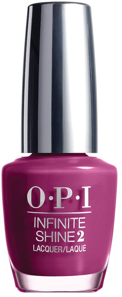 OPI Лак для ногтей Infinite Shine Dont Provoke the Plum!, 15 млISL63Линия Infinite Shine была разработана в ответ на желание покупателей получить лаковые покрытия, по свойствам не уступающие гелевым, которые при этом имели бы самые модные оттенки, обладали уникальной формулой и носили культовые имена, которыми так знаменита компания OPI, - объясняет Сюзи Вайс-Фишманн, соучредитель и исполнительный вице-президент OPI. Покрытие Infinite Shine наносится и снимается точно так же, как и обычные лаки для ногтей, однако вы получаете те самые блеск и стойкость, которые отличают гелевую формулу!Палитра Infinite Shine включает в себя широкий спектр оттенков, от нейтральных до ярко-красных, оранжевых, розовых, а далее до темно-серых, синих и черного.Лаки Infinite Shine имеют запатентованную формулу. Каждый флакон снабжен эксклюзивной кистью ProWide™ для идеального нанесения.Как ухаживать за ногтями: советы эксперта. Статья OZON Гид