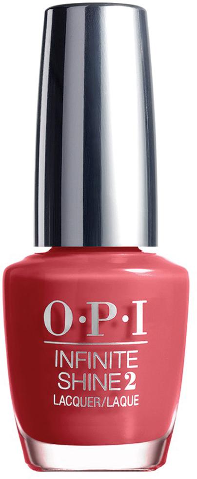 OPI Лак для ногтей Infinite Shine In Familiar Terra-Tory, 15 мл08-430Линия Infinite Shine была разработана в ответ на желание покупателей получить лаковые покрытия, по свойствам не уступающие гелевым, которые при этом имели бы самые модные оттенки, обладали уникальной формулой и носили культовые имена, которыми так знаменита компания OPI, - объясняет Сюзи Вайс-Фишманн, соучредитель и исполнительный вице-президент OPI. Покрытие Infinite Shine наносится и снимается точно так же, как и обычные лаки для ногтей, однако вы получаете те самые блеск и стойкость, которые отличают гелевую формулу!Палитра Infinite Shine включает в себя широкий спектр оттенков, от нейтральных до ярко-красных, оранжевых, розовых, а далее до темно-серых, синих и черного.Лаки Infinite Shine имеют запатентованную формулу. Каждый флакон снабжен эксклюзивной кистью ProWide™ для идеального нанесения.Как ухаживать за ногтями: советы эксперта. Статья OZON Гид