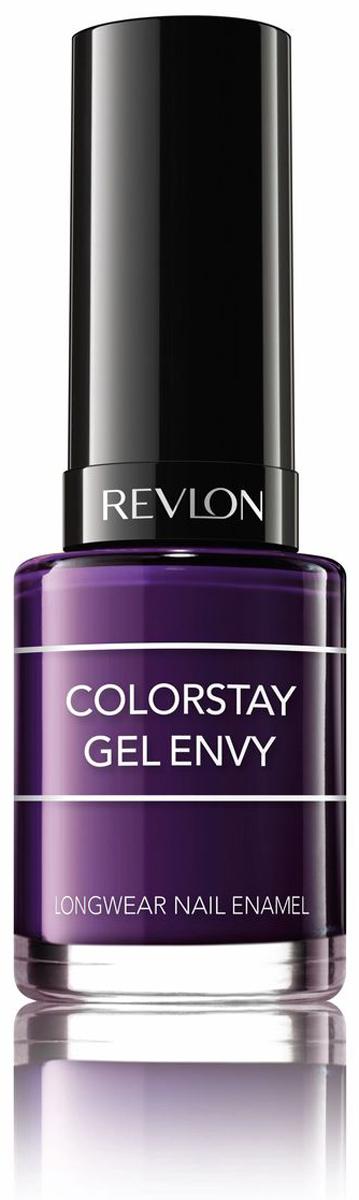 Revlon Гель-лак для Ногтей Colorstay Gel Envy High roller 450, 11,7 мл лак для ногтей skinfood nail vita top coat 10 мл