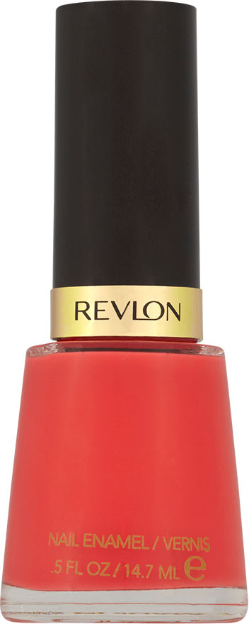 Revlon Лак для Ногтей Core Nail Enamel One perfect coral 990, 14,7 мл