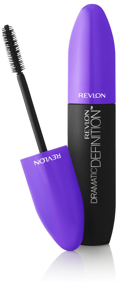 Revlon Тушь для Ресниц Mascara Dramatic Definition Nwp Blackest black 201 8,5 мл тушь для ресниц rimmel extra super lash curved brush 101