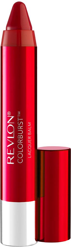 Revlon Бальзам для Губ Colorburst Lacquer Balm Provocateur 135 17 г7210524045Colorburst Matte Balm - бальзам для губ в форме карандаша. Матовый эффект. В формуле продукта присутствует перечная мята, которая дает легкий дренажный эффект.Аккуратно нанести на губы