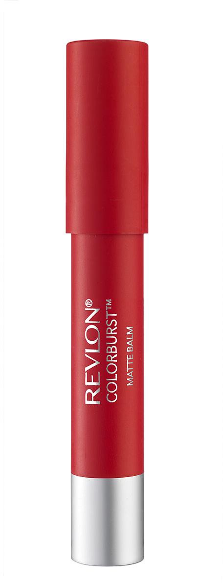 Revlon Бальзам для Губ Матовый Colorburst Matte Balm Striking 240 17 г revlon colorburst balm stain бальзам для губ 045