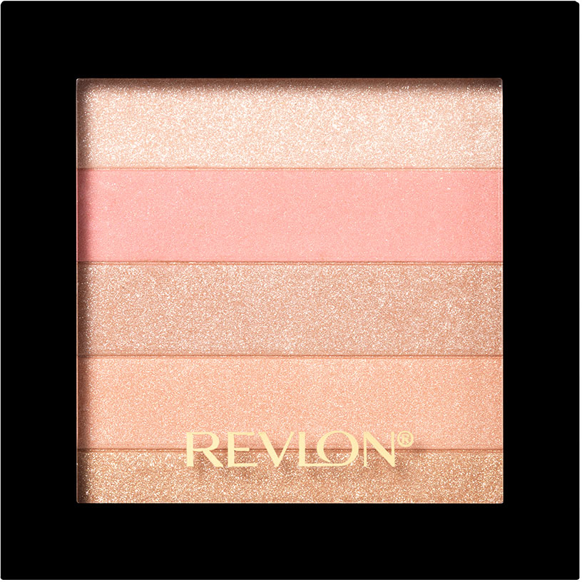 Revlon Палетка Хайлайтеров для Лица Highlighting Palette Rose glow 020 7,5 г7210384002Revlon Highlighting Palette - это пленительная гамма цветов, представленных в одной палетке. Входящие в ее состав сияющие оттенки чудесным образом гармонируют друг с другом, освежая цвет лица и придавая ему оттенок легкого загара. Используйте палетку хайлайтеров для того, чтобы с помощью мерцающих частиц зрительно улучшить внешний вид кожи, придав ей свечение.нанесите хайлайтер с помощью кисти на выступающие части лица: верхнюю часть скул, спинку носа, галочку над верхней губой.