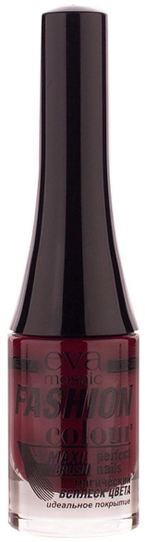 Eva Mosaic Лак для ногтей Fashion Colour, 6 мл, 040 Черешня685380Стойкие лаки для ногтей в экономичной упаковке небольшого объема - лак не успеет надоесть или загустеть! Огромный спектр оттенков - от сдержанной классики до самых смелых современных тенденций.- легко наносятся и быстро сохнут - обладают высокой стойкостью и зеркальным блеском - эргономичная плоская кисть для быстрого, аккуратного и точного нанесения.Как ухаживать за ногтями: советы эксперта. Статья OZON Гид