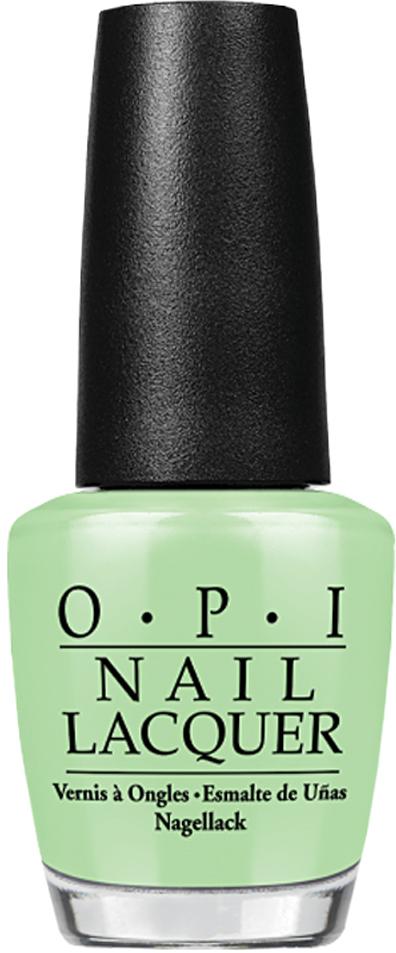 OPI Лак для ногтей Gargantuan Green Grape 2005, 15 млNLB44Лак для ногтей OPI быстросохнущий, содержит натуральный шелк и аминокислоты. Увлажняет и ухаживает за ногтями. Форма флакона, колпачка и кисти специально разработаны для удобного использования и запатентованы.Как ухаживать за ногтями: советы эксперта. Статья OZON Гид