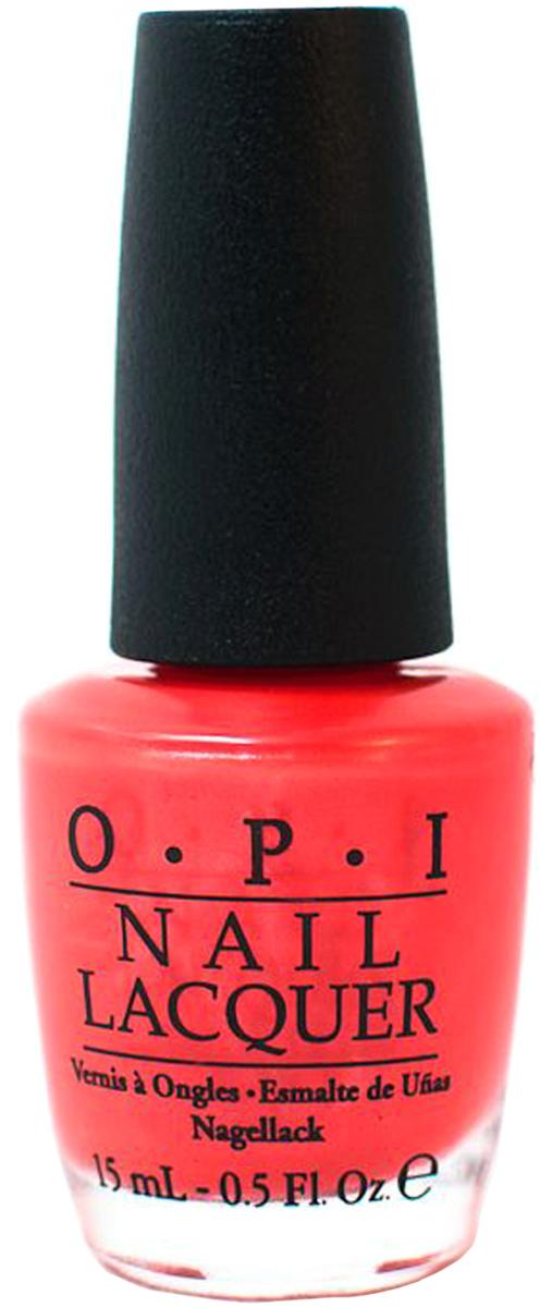 OPI Лак для ногтей My Paprika is Hotter than Yours!, 15 млNLE76Лак для ногтей OPI быстросохнущий, содержит натуральный шелк и аминокислоты. Увлажняет и ухаживает за ногтями. Форма флакона, колпачка и кисти специально разработаны для удобного использования и запатентованы.Как ухаживать за ногтями: советы эксперта. Статья OZON Гид