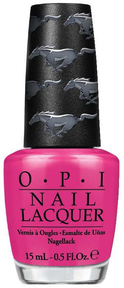OPI Лак для ногтей Girls Love Ponies, 15 млNLF72Лак для ногтей OPI быстросохнущий, содержит натуральный шелк и аминокислоты. Увлажняет и ухаживает за ногтями. Форма флакона, колпачка и кисти специально разработаны для удобного использования и запатентованы.Как ухаживать за ногтями: советы эксперта. Статья OZON Гид