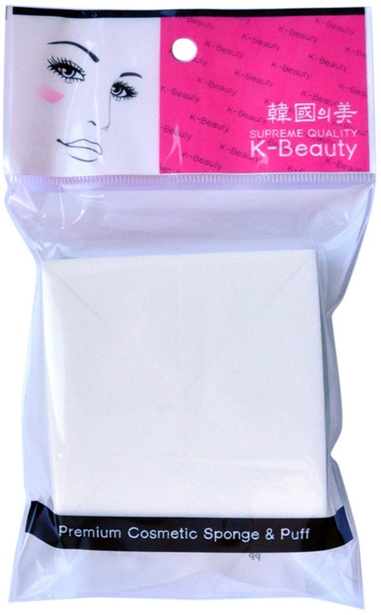 K-Beauty Спонж косметический Квадрат 8 шт спонж косметический kylie