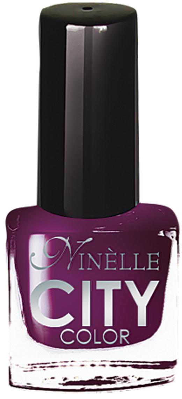 Ninelle Лак для ногтей City Color №1734751006756106Формула уникальна и безупречна: лак быстро сохнет, гарантирует идеальную цветопередачу и потрясающий блеск, а также непревзойденную стойкость. Лак для ногтей City color выравнивает поверхность ногтя, делая его идеально гладким и безупречно глянцевым. Высокая концентрация пигментов и новая кисть заметно упростили маникюрную процедуру - лаки теперь можно наносить одним слоем. Удобная кисточка поможет распределить лак быстро и с максимальной точностью, что позволяет равномерно нанести лак даже на короткие ногти. В состав входят ухаживающие компоненты, предотвращающие повреждения ногтей.Как ухаживать за ногтями: советы эксперта. Статья OZON Гид