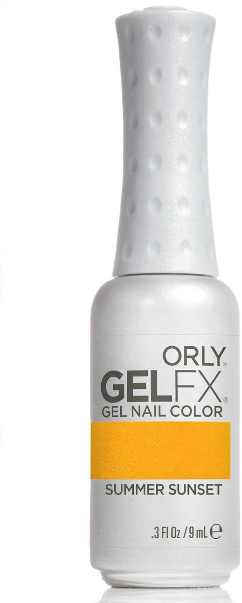 Orly Гель-лак для ногтей Gel FX Gel Nail Lacquer 873 Summer Sunset .3oz/9мл30873Профессиональная система гель-маникюра GELFX содержит витамины A, Е и В5, исключает возникновение проблем с ногтями, обладает свойством выравнивания ногтей, и главное, дарит невероятно стойкий маникюр на целых две недели.Палитра с рейтинговыми оттенками ORLY позволяет с легкостью подобрать нужный цвет к новому образу.Как ухаживать за ногтями: советы эксперта. Статья OZON Гид