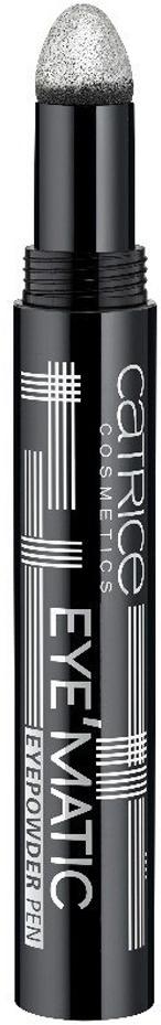 Catrice Тени-карандаш для век EyeMatic Eyepowder Pen 010 West White Story белый, 13 гр54379Все в одном. При использовании теней для век CATRICE EyeMatic Eyepowder Pen, вам даже не потребуется кисть, ведь тени представлены в удобной форме карандаша, а сам продукт находится в колпачке. С помощью губки-аппликатора, выполненного в форме конуса, тени наносятся быстро и аккуратно – как на все веко, так и локально на выступающие части лица, расставляя эффектные блики и мягкие световые акценты. Представлены в шести оттенках.