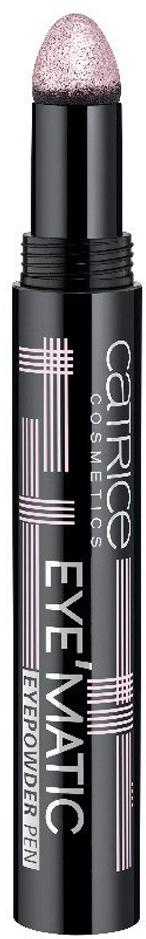 Catrice Тени-карандаш для век EyeMatic Eyepowder Pen 020 Hotel Pearlafornia розовый, 13 гр54380Все в одном. При использовании теней для век CATRICE EyeMatic Eyepowder Pen, вам даже не потребуется кисть, ведь тени представлены в удобной форме карандаша, а сам продукт находится в колпачке. С помощью губки-аппликатора, выполненного в форме конуса, тени наносятся быстро и аккуратно – как на все веко, так и локально на выступающие части лица, расставляя эффектные блики и мягкие световые акценты. Представлены в шести оттенках.
