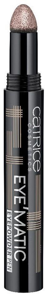Catrice Тени-карандаш для век EyeMatic Eyepowder Pen 050 Al Cappuccino капучино, 13 гр54383Все в одном. При использовании теней для век CATRICE EyeMatic Eyepowder Pen, вам даже не потребуется кисть, ведь тени представлены в удобной форме карандаша, а сам продукт находится в колпачке. С помощью губки-аппликатора, выполненного в форме конуса, тени наносятся быстро и аккуратно – как на все веко, так и локально на выступающие части лица, расставляя эффектные блики и мягкие световые акценты. Представлены в шести оттенках.