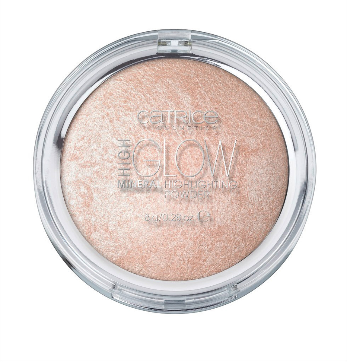 Catrice Хайлайтер High Glow Mineral Highlighting Powder, 90 гр хайлайтер catrice highlighting powder 015 цвет 015 merry cherry blossom variant hex name e7a5ab
