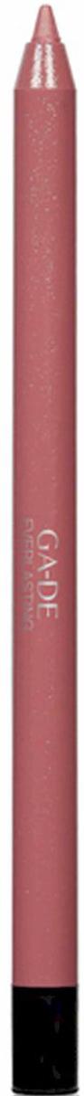 GA-DE Карандаш для губ Everlasting, тон № 84, 0,5 г122500084Плотная силиконовая текстура. Матовые и глянцевые оттенки. Устойчивая формула. Аргановое масло защищает кожу губ и обеспечивает мягкое и комфортное нанесение. Силиконовый карандаш корректирует контур губ. Он проводит чуть матовую линию, заполняет собой морщинки и не дает помаде или блеску растекаться. Хорошо подходят для использования летом и во время отпуска, так как не будет растекаться под воздействием солнца и жары.