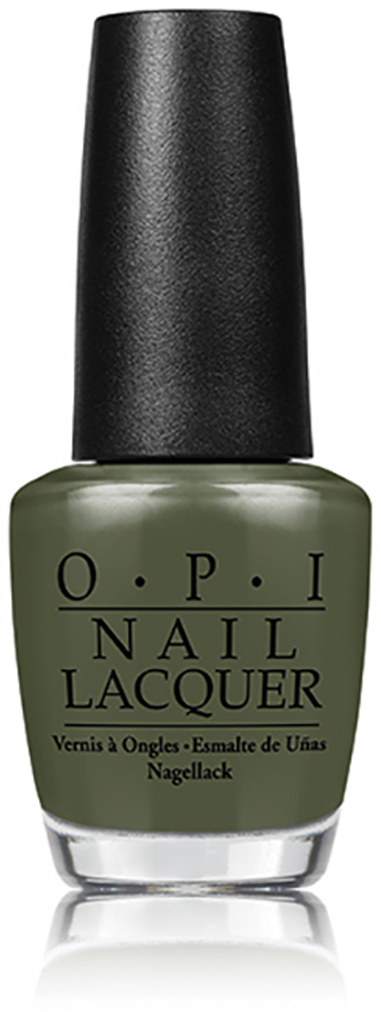 OPI Лак для ногтей Suzi The First Lady Of Nails, 15 мл