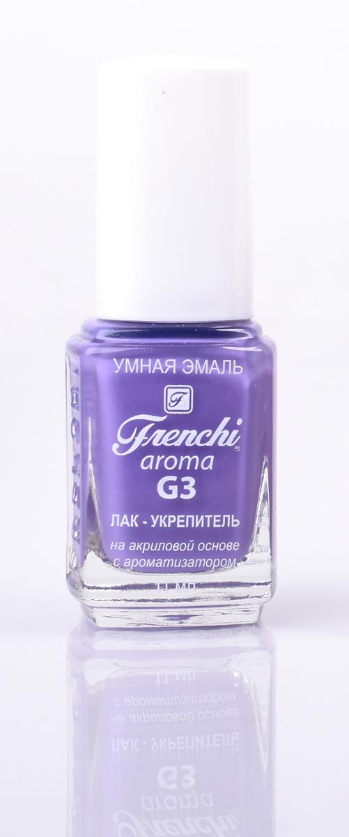 Frenchi aroma G3Лак-укрепитель на акриловой основе № 2, 11 мл Frenchi