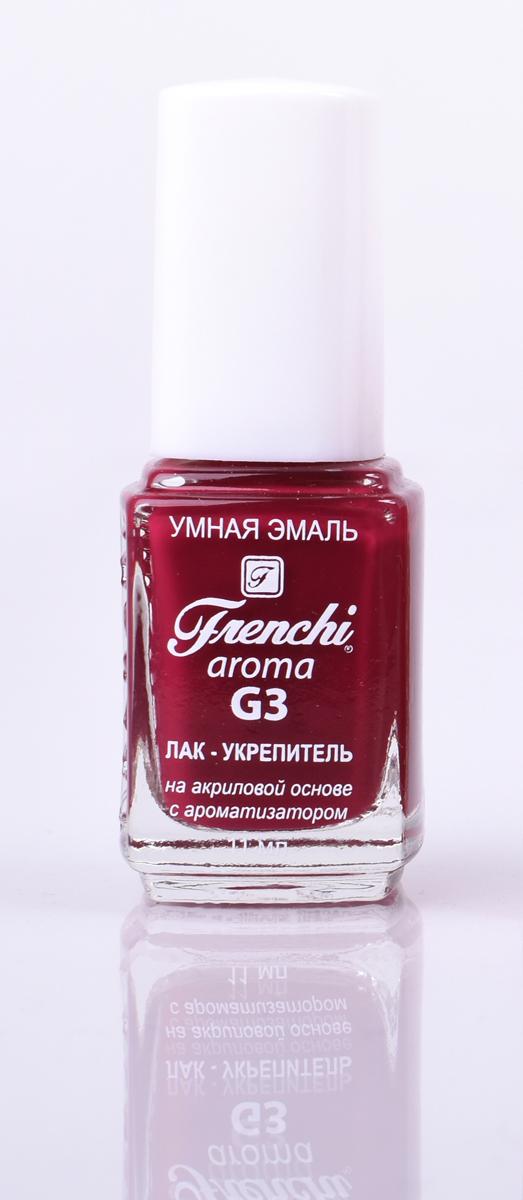 Frenchi aroma G3 Лак-укрепитель на акриловой основе № 25, 11 мл
