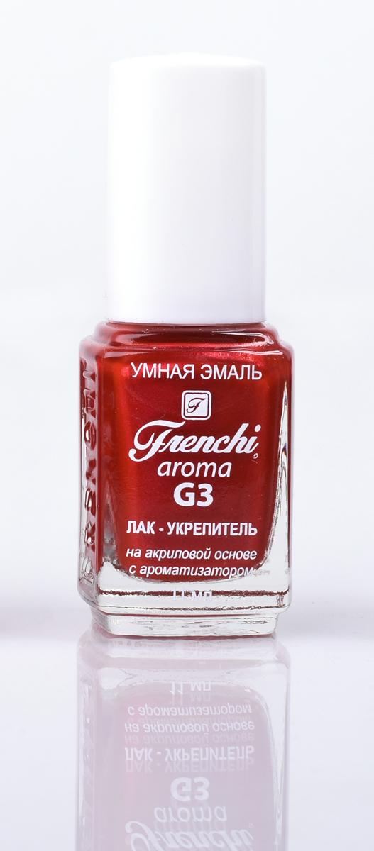 Frenchi aroma G3 Лак-укрепитель на акриловой основе № 40, 11 мл