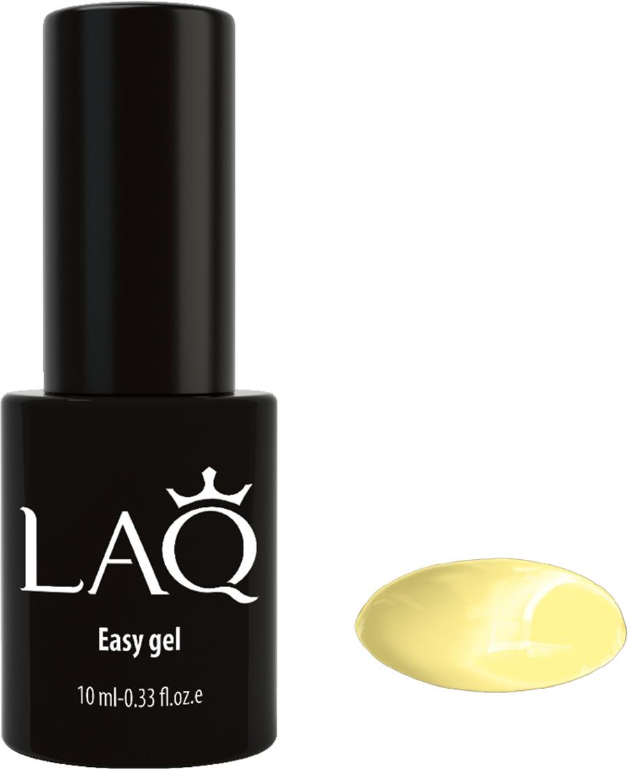 LAQ Гель-лак Easy Gel желтый ,10 мл tnl гель лак 60 бордо