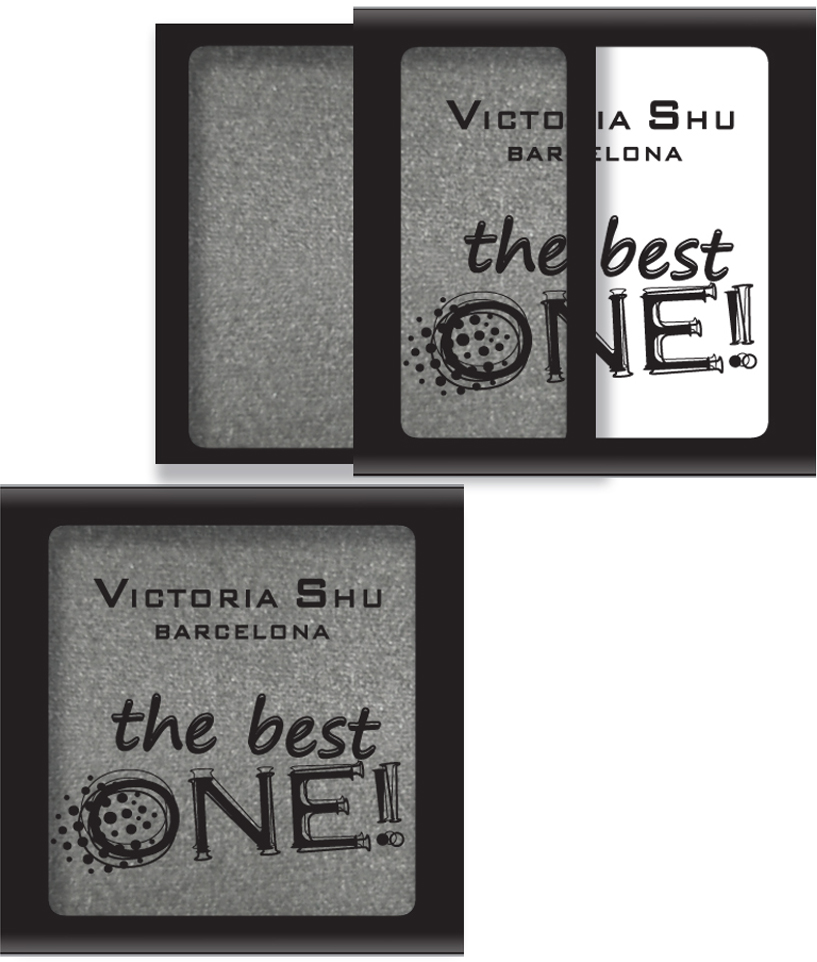 Victoria Shu Тени для век The Best One №534, 2.3г тени для век victoria shu the best one 536 цвет 536 variant hex name 545a7c