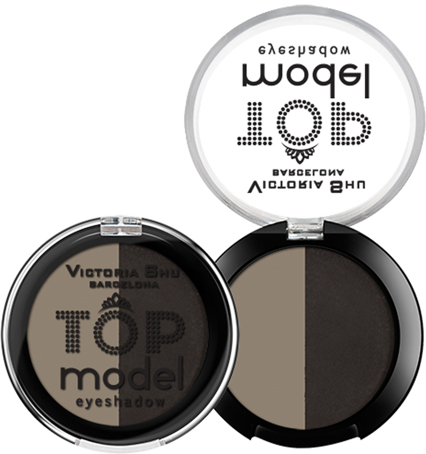 Victoria Shu Тени для век Top Model №208, 2.5г тени для век victoria shu top model eyeshasow 204 цвет 204 variant hex name 816c5f