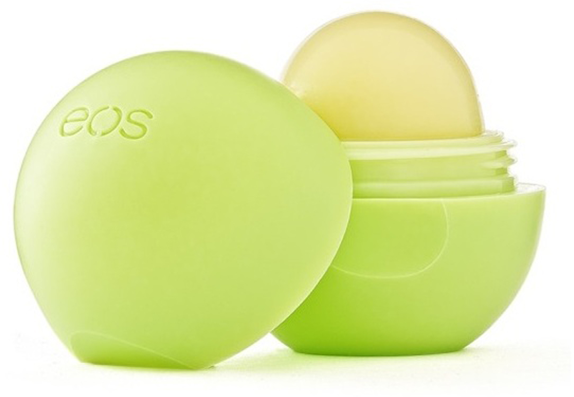 Бальзам для губ Eos Honeysuckle Honeydew , 7 г002298Натуральный бальзам для губ со вкусом жимолости и мускатной дыни в футляре из пластика (упакован на картонную подложку). Не содержит парабенов, глютена и продуктов нефтехимии. Применяется в косметических целях для увлажнения и питания губ.