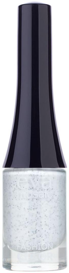 Eva Mosaic Лак для ногтей Fashion Color, 6 мл, 327829704Стойкие лаки для ногтей в экономичной упаковке небольшого объема - лак не успеет надоесть или загустеть! Огромный спектр оттенков - от сдержанной классики до самых смелых современных тенденций. - легко наносятся и быстро сохнут - обладают высокой стойкостью и зеркальным блеском - эргономичная плоская кисть для быстрого, аккуратного и точного нанесения.Как ухаживать за ногтями: советы эксперта. Статья OZON Гид