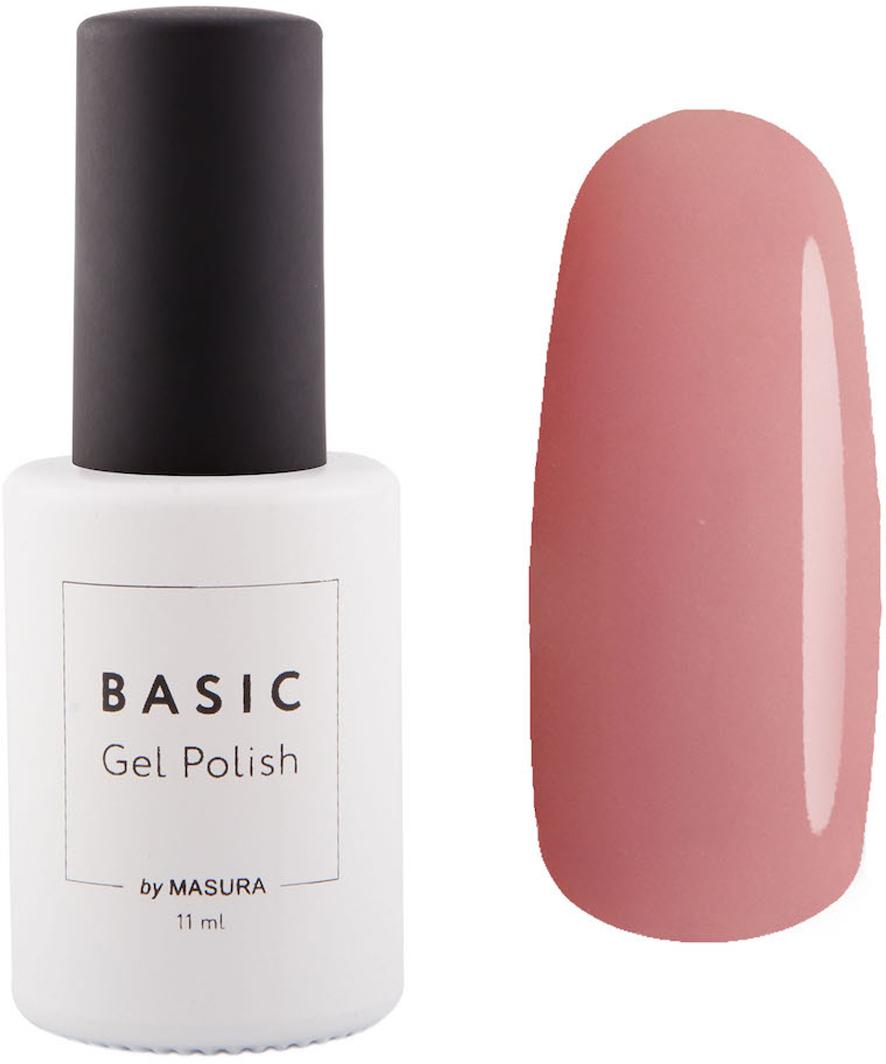 Masura Гель-лак BASIC Естественная Красота, 11 мл294-307полупрозрачный с насыщенным розовым оттенкомКак ухаживать за ногтями: советы эксперта. Статья OZON Гид