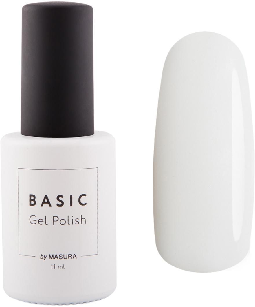 Masura Гель-лак BASIC Белый Бархат, 11 мл294-308белый, плотныйКак ухаживать за ногтями: советы эксперта. Статья OZON Гид