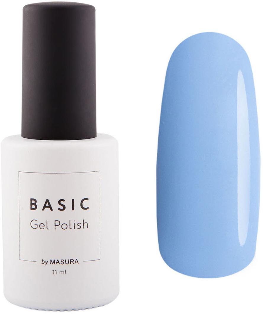 Masura Гель-лак BASIC Ляпис Синий, 11 мл294-316ляпис синий цвет, плотныйКак ухаживать за ногтями: советы эксперта. Статья OZON Гид