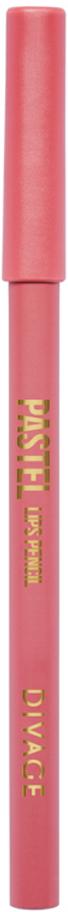 Divage Карандаш Для Губ Pastel - Тон № 2201 divage pastel lip liner карандаш для губ pastel 2204