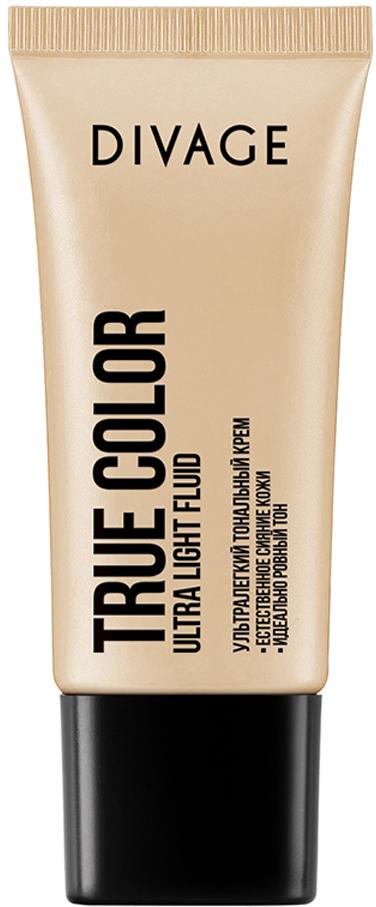 Divage Тональный Крем True Color - Товар № 06014442Невидимая и лёгкая тональная основа с прозрачной водянистой текстурой эффективно увлажняет и освежает кожу. Влага наполняет клетки и хорошо удерживается в поверхности кожи. Масло авокадо и витамины Е помогают клеткам кожи противостоять вредным воздействиям окружающей среды. Хорошо увлажнённая и защищённая кожа выглядит свежей, ухоженной и ровной без ощущения маски на лице.