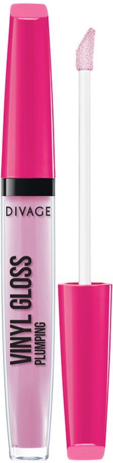 Divage Блеск Для Губ Vinyl Gloss - Тон № 3203211757Блеск для губ VINYL GLOSS обладает ультра-глянцевой лёгкой текстурой и придаёт губам нежный полупрозрачный цвет. Блеск дарит губам чувственный влажный блеск и объем. Легко наносится и распределяется по губам, выравнивая рельеф. Витамин С, содержащийся в составе, защищает нежную кожу губ от действия УФ-излучения, повышает эластичность и упругость кожи. Манящие ароматы блеска наполнят губы душистой сладостью. Укрась свою улыбку нежностью и загадочностью, используя блеск VINYL GLOSS!