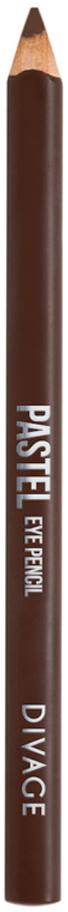 Divage Карандаш Для Глаз Pastel - Тон № 3302013370-048Мягкий карандаш предназначен для того, чтобы ты могла подчеркнуть контур глаз и сделать взгляд более выразительным. Карандаш имеет удобную форму треугольника, благодаря которой не скатывается с плоской поверхности. Содержит смягчающие масла жожоба, соевых бобов, экстракт алоэ вера, витамины Е. Масло жожоба и соевых бобов придаёт контуру смягчающие свойства, регулирует водно-липидный баланс, предохраняя кожу века от сухости, а также укрепляет и разглаживает волокно ресниц. Экстракт алоэ вера оказывает антибактериальное и противовоспалительное действие, а витамин Е защищает кожу век от преждевременного старения.