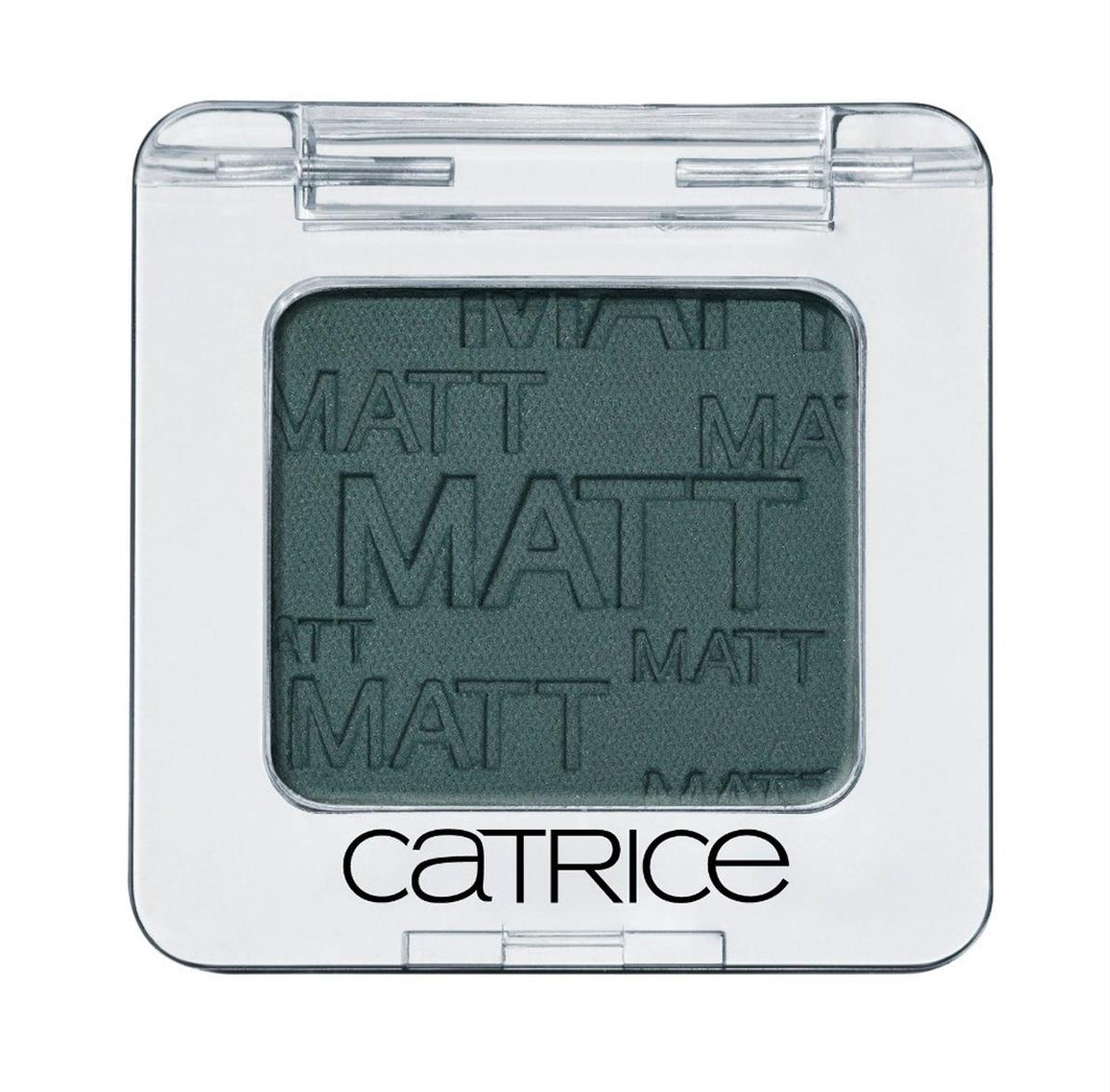 Catrice Тени для век одинарные Absolute Eye Colour 1000 Kermit Closer серый матовый 2 гр20065Высокопигментированные пудровые тени, широкая цветовая гамма, стойкость, легкость в нанесении и разнообразие эффектов.
