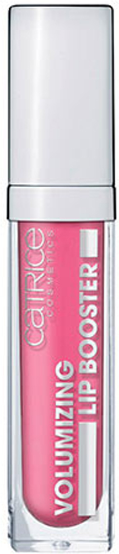 Catrice Блеск для губ Volumizing Lip Booster 030 Pink Up The Volume розовый 5 гр блеск для губ catrice блеск кушон lip cushion 030 цвет 030 coraline s crush variant hex name ff5779