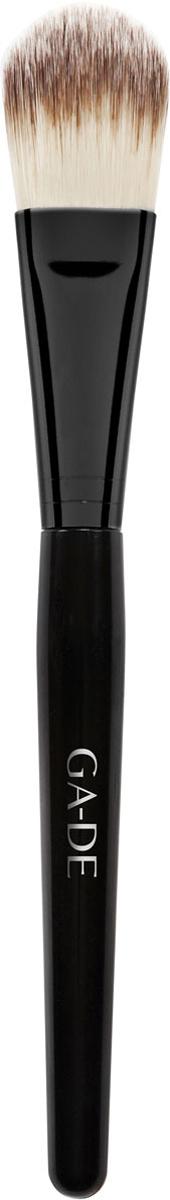 GA-DE Кисть для тонального крема Foundation Brush сыворотки ga de укрепляющая сыворотка для лица gold premium