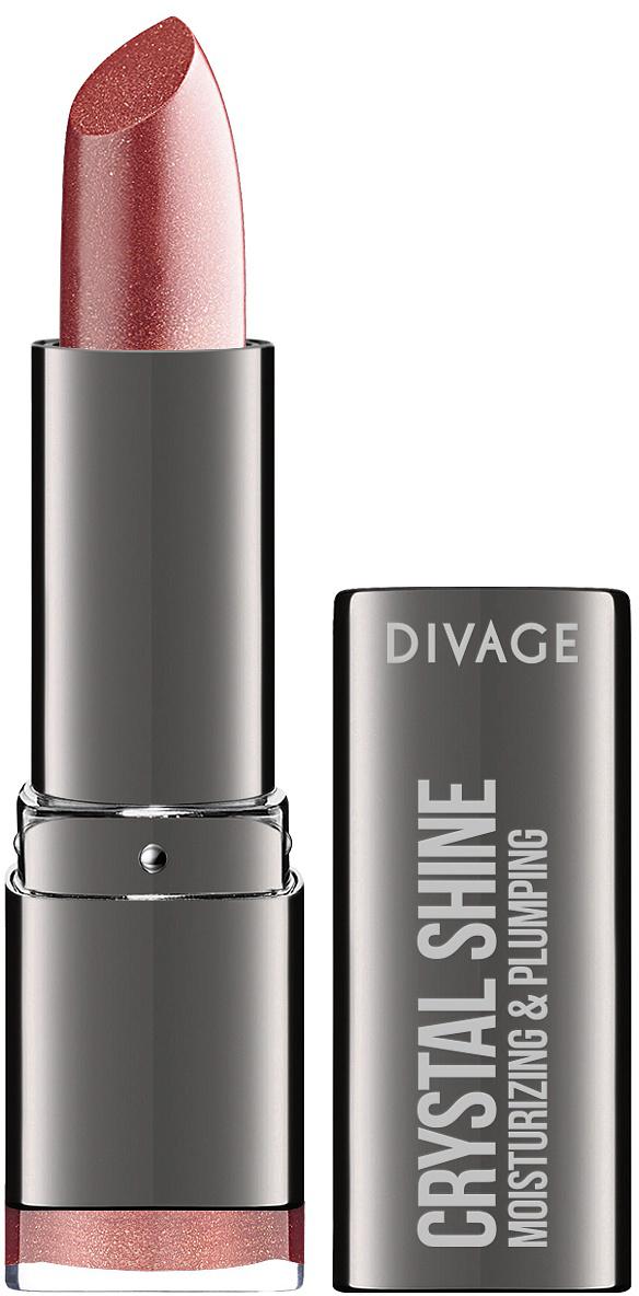 Divage Губная Помада Crystal Shine, № 24013872DIVAGE приготовил для тебя отличный подарок - лак для губ с инновационной формулой, которая придает глубокий и насыщенный цвет. Роскошное глянцевое сияние на твоих губах сделает макияж особенным и неповторимым. 8 самых актуальных оттенков, чтобы ты могла выглядеть ярко и привлекательно в любой ситуации. Особая форма аппликатора позволяет идеально прокрашивать губы и делает нанесение более комфортным. Лак не только смотрится ярко, но и увлажняет и защищает твои губы. Будь самой неповторимой этой весной и восхищай всех роскошным блеском и невероятно насыщенным цветом с лаком для губ от DIVAGE!Какая губная помада лучше. Статья OZON Гид