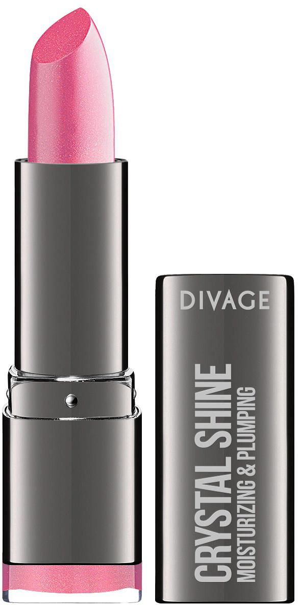 Divage Губная Помада Crystal Shine, № 25013889DIVAGE приготовил для тебя отличный подарок - лак для губ с инновационной формулой, которая придает глубокий и насыщенный цвет. Роскошное глянцевое сияние на твоих губах сделает макияж особенным и неповторимым. 8 самых актуальных оттенков, чтобы ты могла выглядеть ярко и привлекательно в любой ситуации. Особая форма аппликатора позволяет идеально прокрашивать губы и делает нанесение более комфортным. Лак не только смотрится ярко, но и увлажняет и защищает твои губы. Будь самой неповторимой этой весной и восхищай всех роскошным блеском и невероятно насыщенным цветом с лаком для губ от DIVAGE!Какая губная помада лучше. Статья OZON Гид