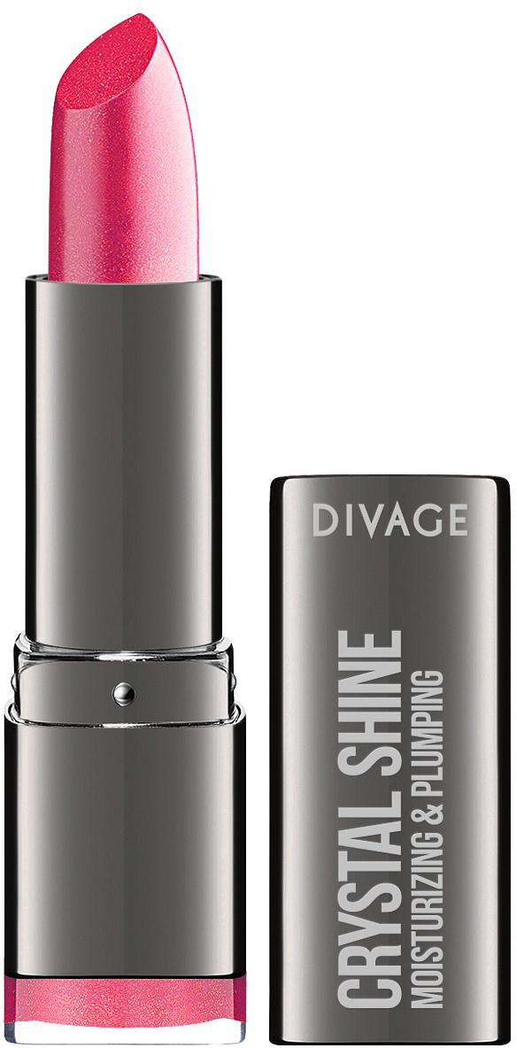 Divage Губная Помада Crystal Shine, № 26013896DIVAGE приготовил для тебя отличный подарок - лак для губ с инновационной формулой, которая придает глубокий и насыщенный цвет. Роскошное глянцевое сияние на твоих губах сделает макияж особенным и неповторимым. 8 самых актуальных оттенков, чтобы ты могла выглядеть ярко и привлекательно в любой ситуации. Особая форма аппликатора позволяет идеально прокрашивать губы и делает нанесение более комфортным. Лак не только смотрится ярко, но и увлажняет и защищает твои губы. Будь самой неповторимой этой весной и восхищай всех роскошным блеском и невероятно насыщенным цветом с лаком для губ от DIVAGE!Какая губная помада лучше. Статья OZON Гид