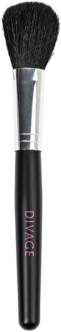 Divage Accessories Кисть универсальная из натуральной щетины для пудры и румян divage кисти professional кисть для завершения макияжа из натуральной щетины