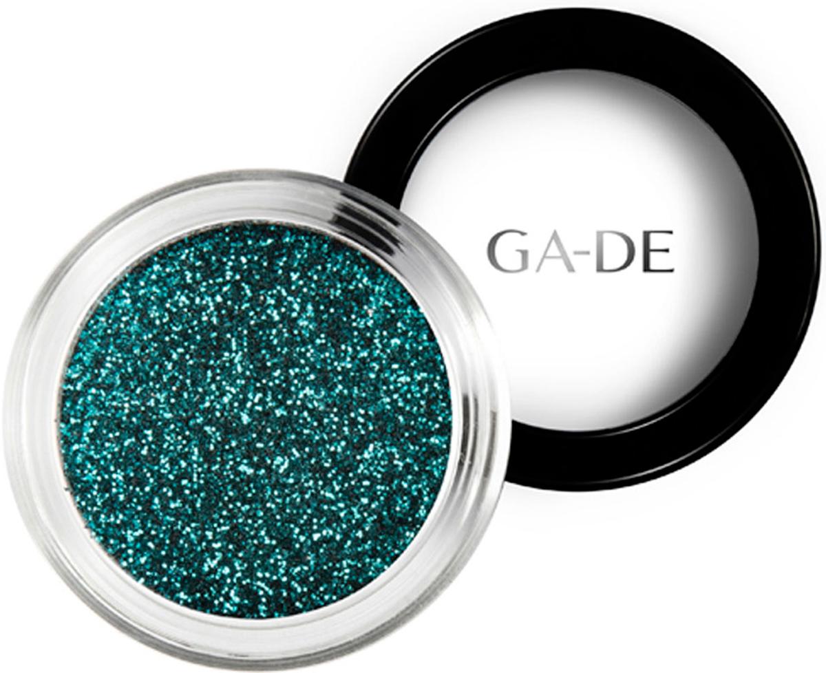 GA-DE Универсальный блеск Stardust №06 Star Blue, 4 гр134200006GA-DE Stardust - это инновационный косметический глиттер, сверкающие частицы которого отражают свет, создавая восхитительный многомерный эффект. Блестки можно использовать как по отдельности, так и смешивая оттенки друг с другом, для создания своего собственного уникального сочетания и несравненного эффекта звездного свечения.