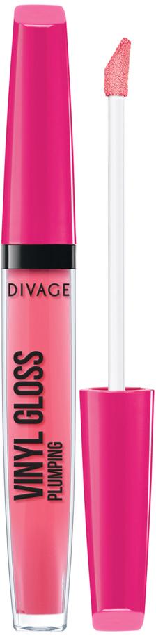 DIVAGE Блеск для губ VINYL GLOSS, тон № 3202, 3 мл211740Блеск для губ VINYL GLOSS обладает ультра-глянцевой лёгкой текстурой и придаёт губам нежный полупрозрачный цвет. Блеск дарит губам чувственный влажный блеск и объем. Легко наносится и распределяется по губам, выравнивая рельеф. Витамин С, содержащийся в составе, защищает нежную кожу губ от действия УФ-излучения, повышает эластичность и упругость кожи. Манящие ароматы блеска наполнят губы душистой сладостью. Укрась свою улыбку нежностью и загадочностью, используя блеск VINYL GLOSS! Легко наносится и распределяется по губам, выравнивая рельеф. Витамин С, содержащийся в составе, защищает нежную кожу губ от действия УФ-излучения, повышает эластичность и упругость кожи. Манящие ароматы блеска наполнят губы душистой сладостью. Блеск для губ VINYL GLOSS обладает ультра-глянцевой лёгкой текстурой и придаёт губам нежный полупрозрачный цвет. Блеск дарит губам чувственный влажный блеск и объем.