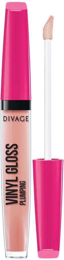 DIVAGE Блеск для губ VINYL GLOSS, тон № 3205, 3 мл211771Блеск для губ VINYL GLOSS обладает ультра-глянцевой лёгкой текстурой и придаёт губам нежный полупрозрачный цвет. Блеск дарит губам чувственный влажный блеск и объем. Легко наносится и распределяется по губам, выравнивая рельеф. Витамин С, содержащийся в составе, защищает нежную кожу губ от действия УФ-излучения, повышает эластичность и упругость кожи. Манящие ароматы блеска наполнят губы душистой сладостью. Укрась свою улыбку нежностью и загадочностью, используя блеск VINYL GLOSS! Легко наносится и распределяется по губам, выравнивая рельеф. Витамин С, содержащийся в составе, защищает нежную кожу губ от действия УФ-излучения, повышает эластичность и упругость кожи. Манящие ароматы блеска наполнят губы душистой сладостью. Блеск для губ VINYL GLOSS обладает ультра-глянцевой лёгкой текстурой и придаёт губам нежный полупрозрачный цвет. Блеск дарит губам чувственный влажный блеск и объем.