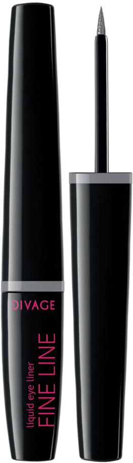 DIVAGE Подводка для глаз FINE LINE, тон 5406, 4 мл213959Подводка для глаз Divage Fine Line c уникальным фетровым аппликатором, который позволяет смоделировать идеально четкую линию. Инновационная формула: стойкость цвета и защита от влаги. Удобная удлиненная кисточка-аппликатор для удобного нанесения. Характеристики:Объем: 4 мл. Тон: №5406. Цвет: серый. Производитель: Россия. Артикул:213966. Товар сертифицирован.