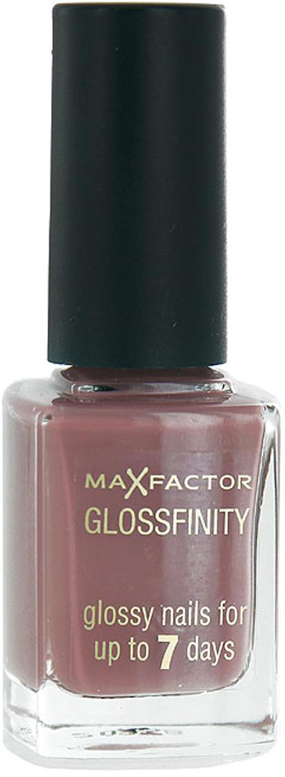 Лак для ногтей Max Factor Glossfinity, тон №50, 11 мл81344554Лак для ногтей Max Factor Glossfinity - неотъемлемый элемент безупречного внешнего вида и прекрасный завершающий штрих вашего роскошного образа.Этот лак создает на ногтях суперглянцевое покрытие, долго сохраняющее отличный вид, словно лак был нанесен только что. Текстура лака Glossfinity имеет оптимальную плотность для удобного и равномерного нанесения. Безупречно держится до семи дней.Лаки для ногтей от Max Factor не содержат компонентов, нарушающих целостность ногтевой пластины, не вызывают нежелательной пигментации и сухости ногтей.Характеристики:Тон: №50 (candy rose). Объем: 11 мл. Производитель: Франция. Артикул:81344554.Товар сертифицирован.Как ухаживать за ногтями: советы эксперта. Статья OZON Гид