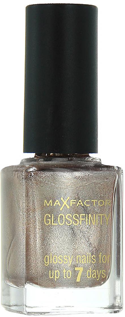 Лак для ногтей Max Factor Glossfinity, тон №55, 11 мл81344555Лак для ногтей Max Factor Glossfinity - неотъемлемый элемент безупречного внешнего вида и прекрасный завершающий штрих вашего роскошного образа.Этот лак создает на ногтях суперглянцевое покрытие, долго сохраняющее отличный вид, словно лак был нанесен только что. Текстура лака Glossfinity имеет оптимальную плотность для удобного и равномерного нанесения. Безупречно держится до семи дней.Лаки для ногтей от Max Factor не содержат компонентов, нарушающих целостность ногтевой пластины, не вызывают нежелательной пигментации и сухости ногтей.Характеристики:Тон: №55 (angel nails). Объем: 11 мл. Производитель: Франция.Артикул:81344555.Товар сертифицирован.Как ухаживать за ногтями: советы эксперта. Статья OZON Гид